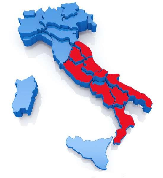 siamo operativi sud Italia